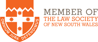 Member of Law Society of NSW