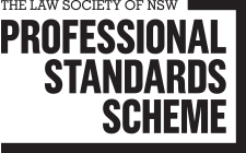 Professional Standards Scheme